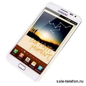 Телефоны GSM:Samsung:Samsung Galaxy Note White РосТест